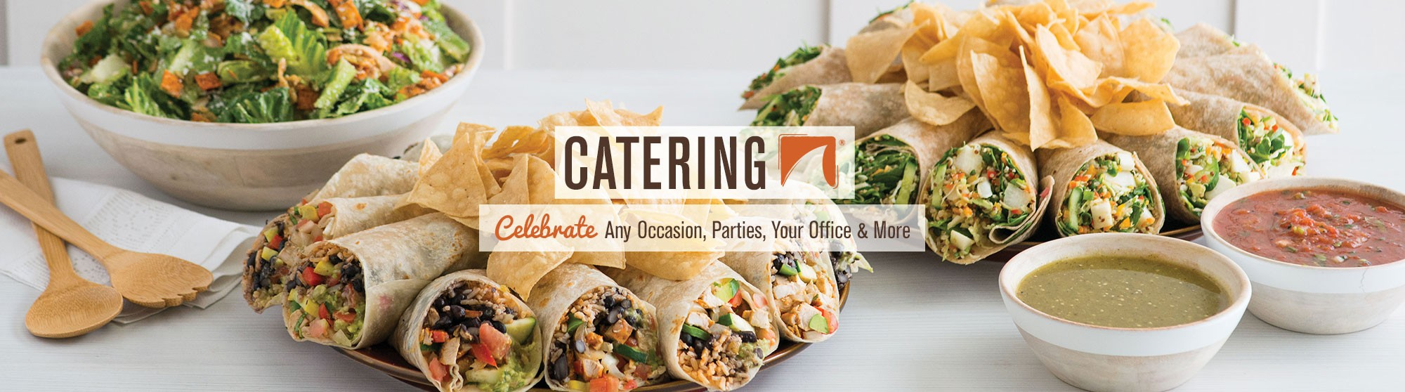 Catering for Any Occasion