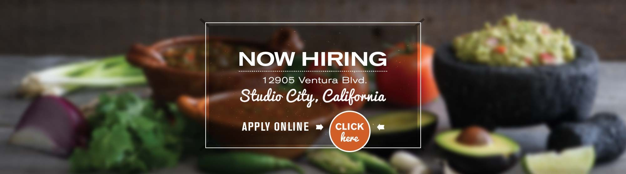 Now Hiring in Studio City - Apply Online