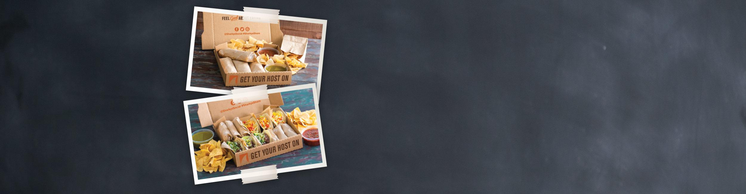 Taco and Burrito Boxes