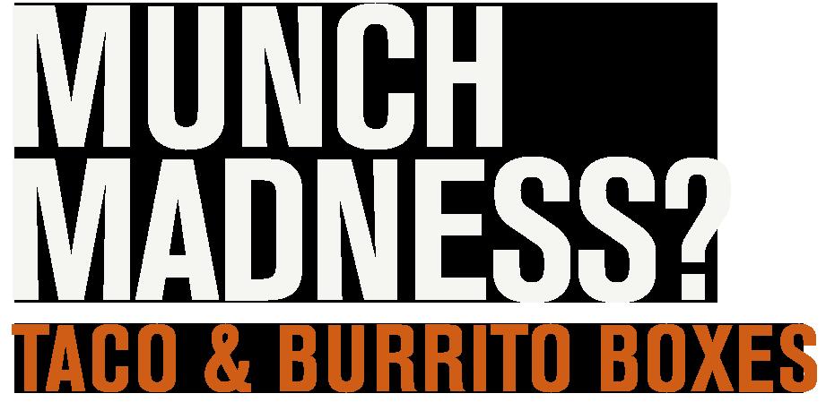 Munch Madness Title