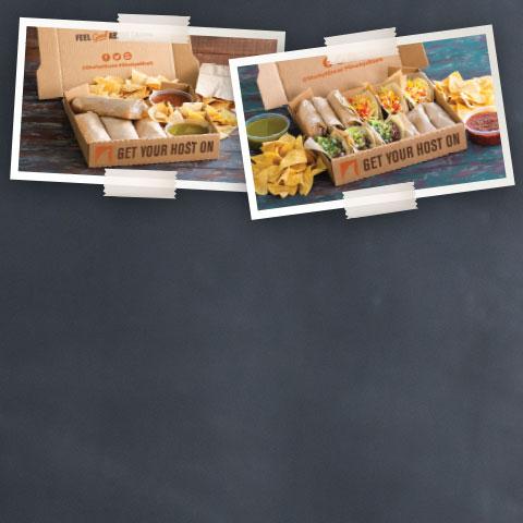 Taco and Burrito Box