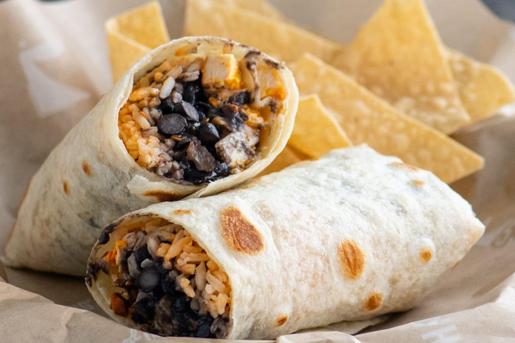 Sharkys Burrito