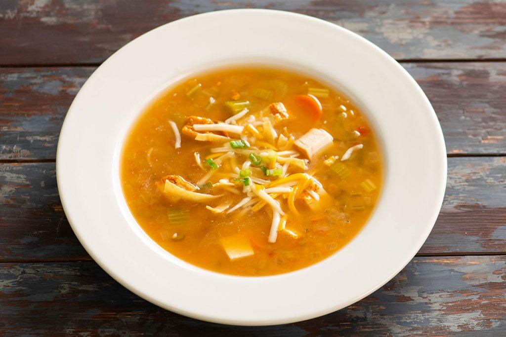 Sharky's Chicken Tortilla Soup