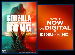 Godzilla vs Kong - Own it Now on Digital & Ultra HD™